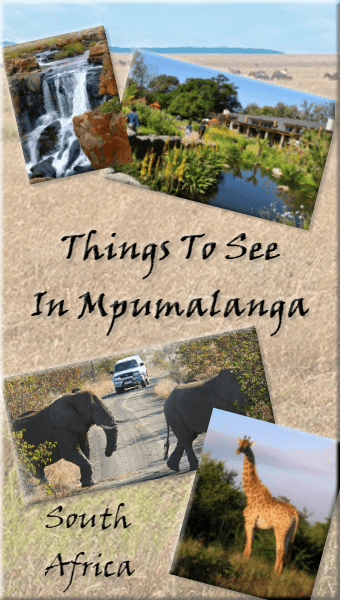 Things to see in Mpumalanga